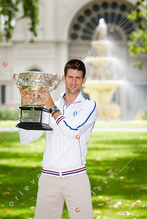 2012 Australian Tennis Open