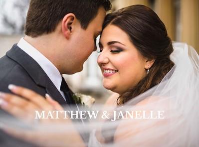 Matt & Janelle