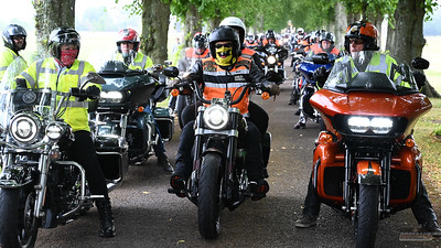 Cirencester: The Ride-Out, 14 Aug 2021