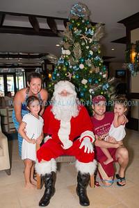 Hawks Cay Santa 12-13