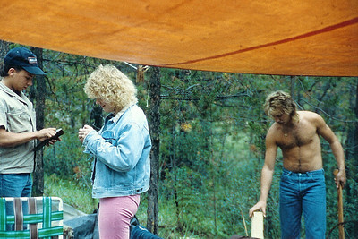 Camping - Jasper