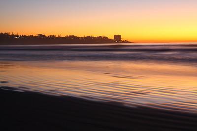 Sunset La Jolla
