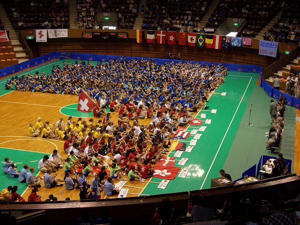 2004, Unicon XII: Freestyle, Tokyo, Japan
