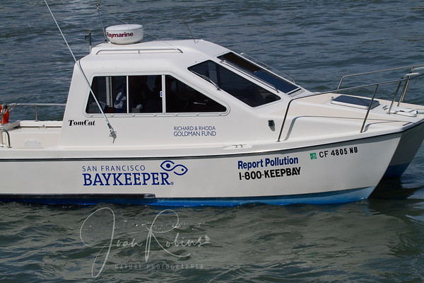Baykeeper Tour of the Bay