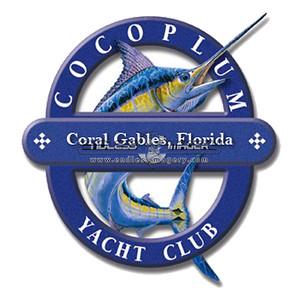 2015 Cocoplum Yacht Club Dolphin