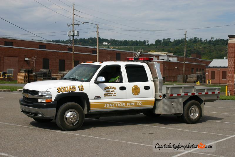 Junction Fire Co. (Granville Township) X-Squad 15: 2003 Chevrolet ?/250