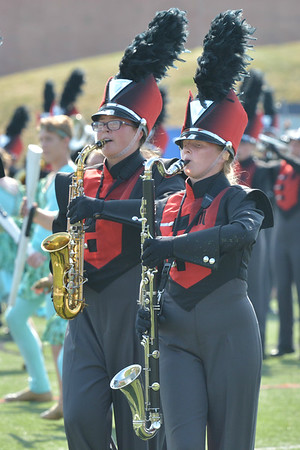 Marching Band Competition at Ryle 9/21/2019