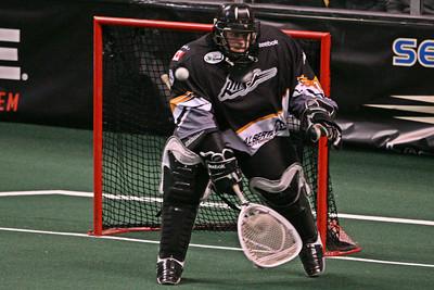 Matt Disher (Edmonton Rush, 2011)