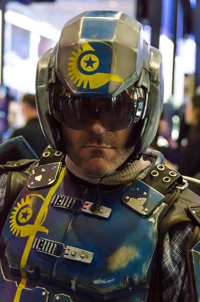 Planetside 2 at E3 2012