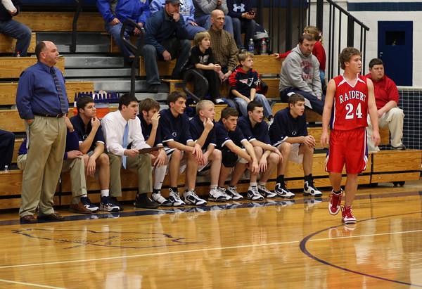 Varsity Boys Basketball 2009-2010