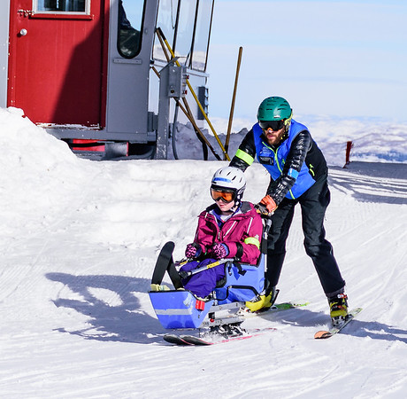 Alpine Skiing & Snowboarding