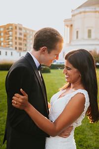 Joanna + Chris Wedding
