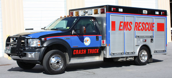 Washington County-Johnson City EMS & Rescue Squad