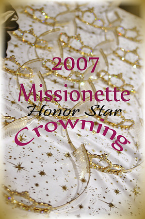 2007 Honor Star Crowning