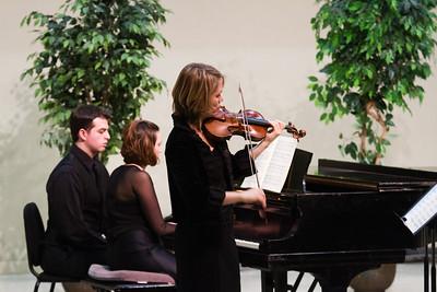 Rachelle and Joy Recital
