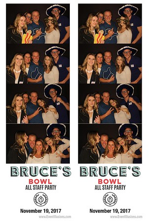 Bruce's Catering Holiday Party 2017