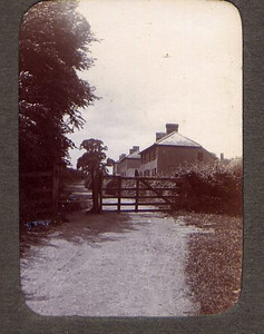 Gate to Royston Avenue Provided by Elizabeth Smith