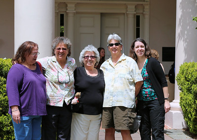 Martinez Sisters Visit Mona in Louisiana 2013