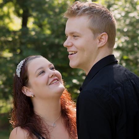 Erin and Luke's Engagement