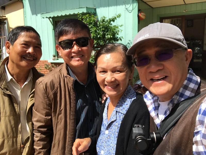Trần Văn Đồng, Phạm Minh Cường, Đỗ Thị Thu, Chử Nhị Anh