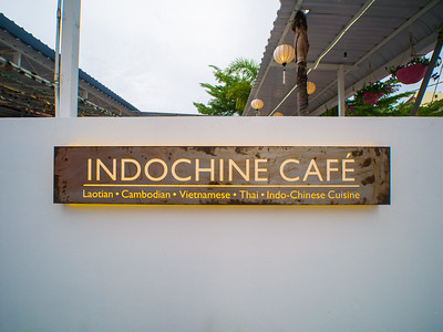 Indochine Café Penang