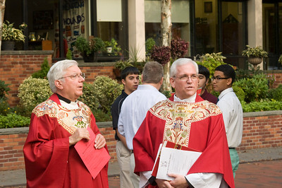 Mass of the Holy Spirit 2013
