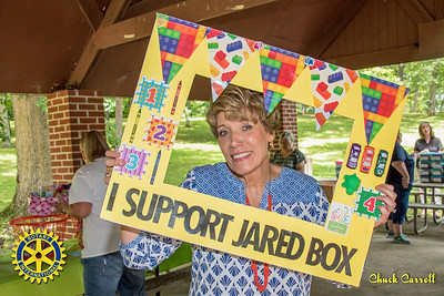 Jared Box Project Event July 28, 2018