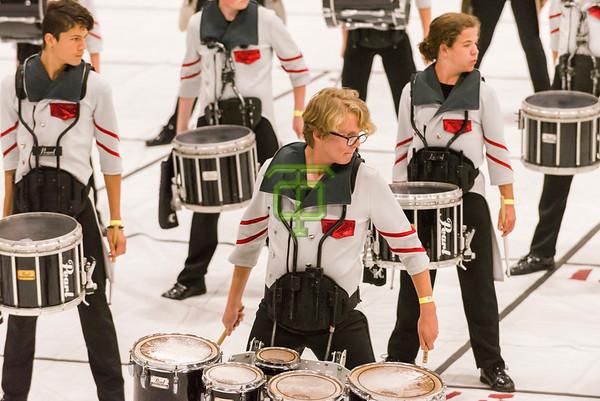TOHS Drum Line