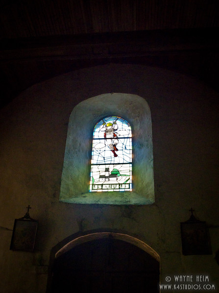 Stain Glass 3   Photography by Wayne Heim