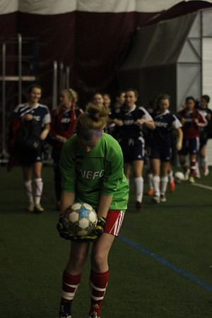 Harvard Tourney U18 United vs U17 United