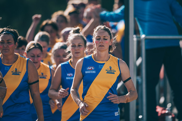 Mordialloc v Williamstown - 2019 Women's AFL Masters Victoria Round 3