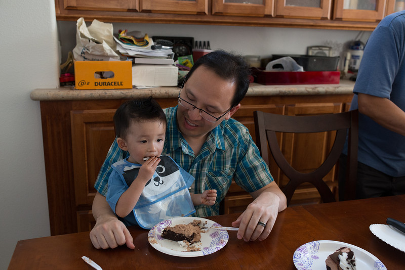 Noah's 2nd Birthday Party