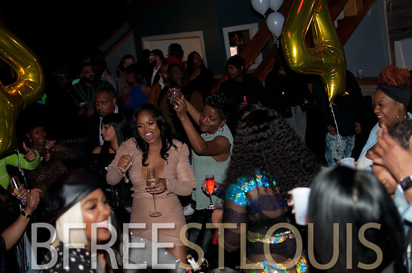 (01.17.2020) MELANI'S BIRTHDAY PARTY @ THE MARQUEE