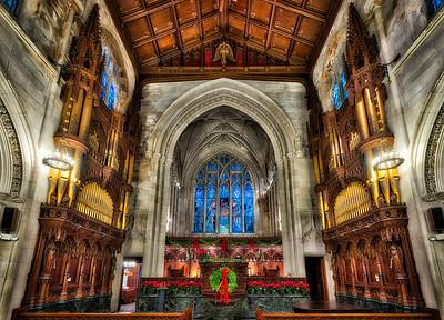 The Unitarian Memorial Church