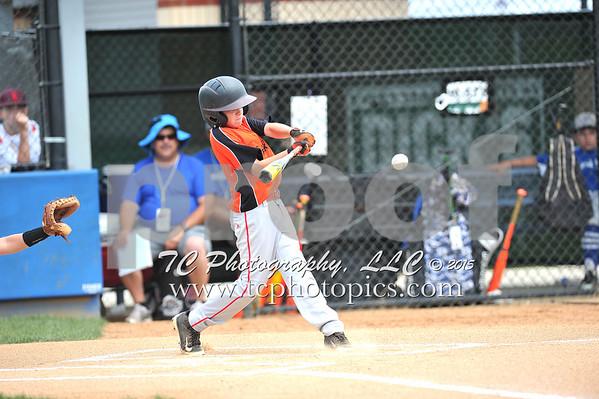 2015 - Nations Baseball World Series (9U-13U)