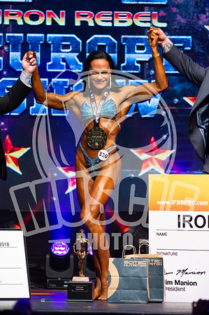 Womens Physique Overall