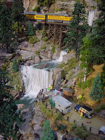 John Model Railroad Water Work Examples