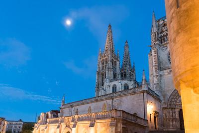Burgos, Spain visit 2016