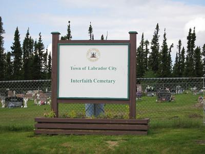 Labrador City Interfaith Cemetery