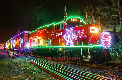 Canadian Pacific Holiday Train 2018