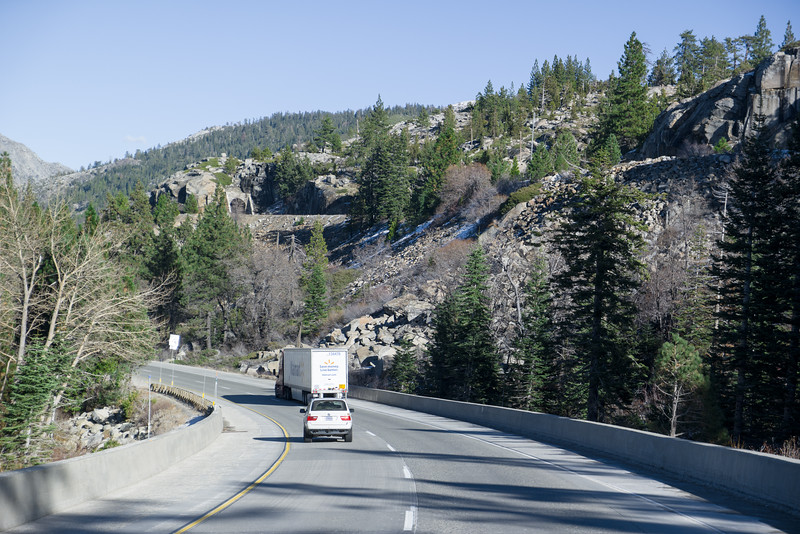 Donner Pass, CA Area