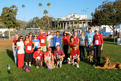 Race for the Rescues - 2012 RUNNERS