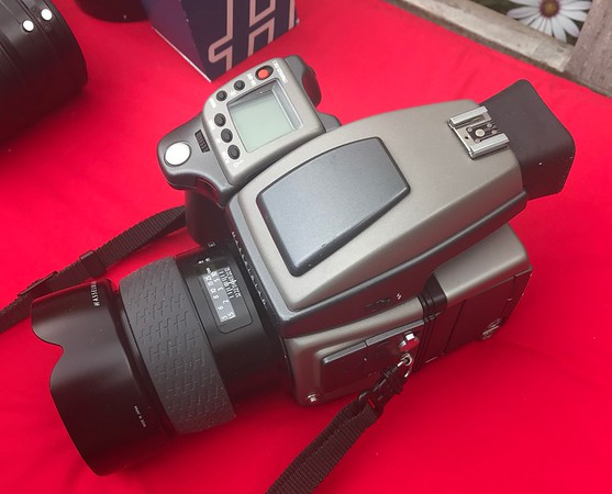 Hasselblad H2 outfit