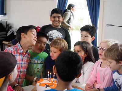 Marko's 7th Birthday party