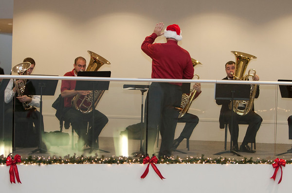 Brass at Feast of Carols '12