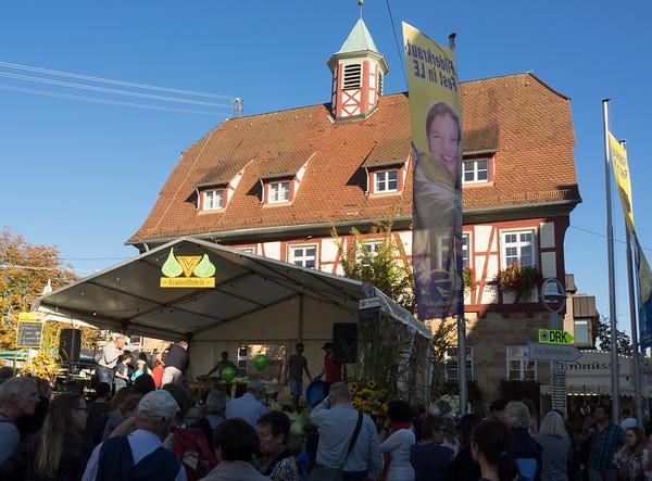 Krautfest Leinfelden-Echterdingen 10/2017