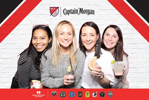 3.11.2020 - Captain Morgan - MLS Kickoff