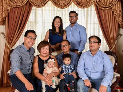 Buscaino Family 2015