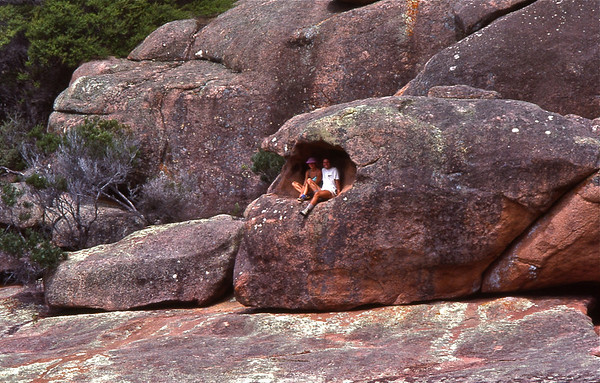 The Colours of Freycinet