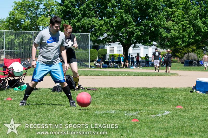 Recesstime Sports Leagues Portland Kickball Spring 2013 Dodgeball Bowling Ping Pong Mushball - 090